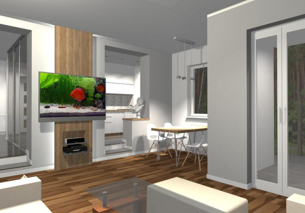 3- dom - wizualizacja