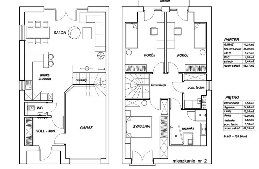 4a - mieszkanie nr 1 - widok 70b